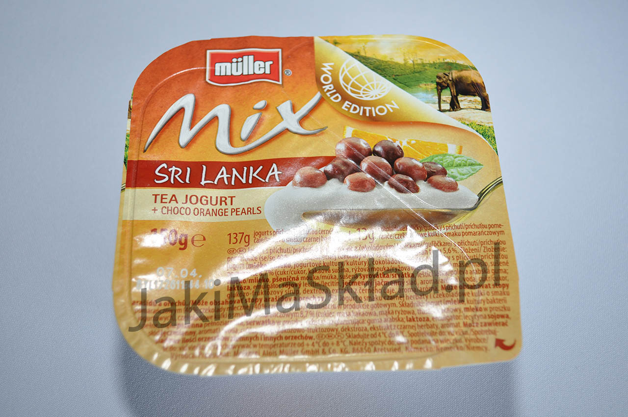 Müller Mix Sri Lanka