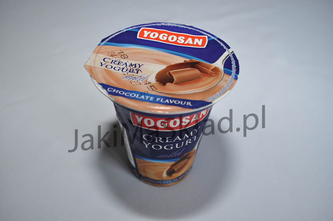 Jogurt Yogosan Chocolate Flavour