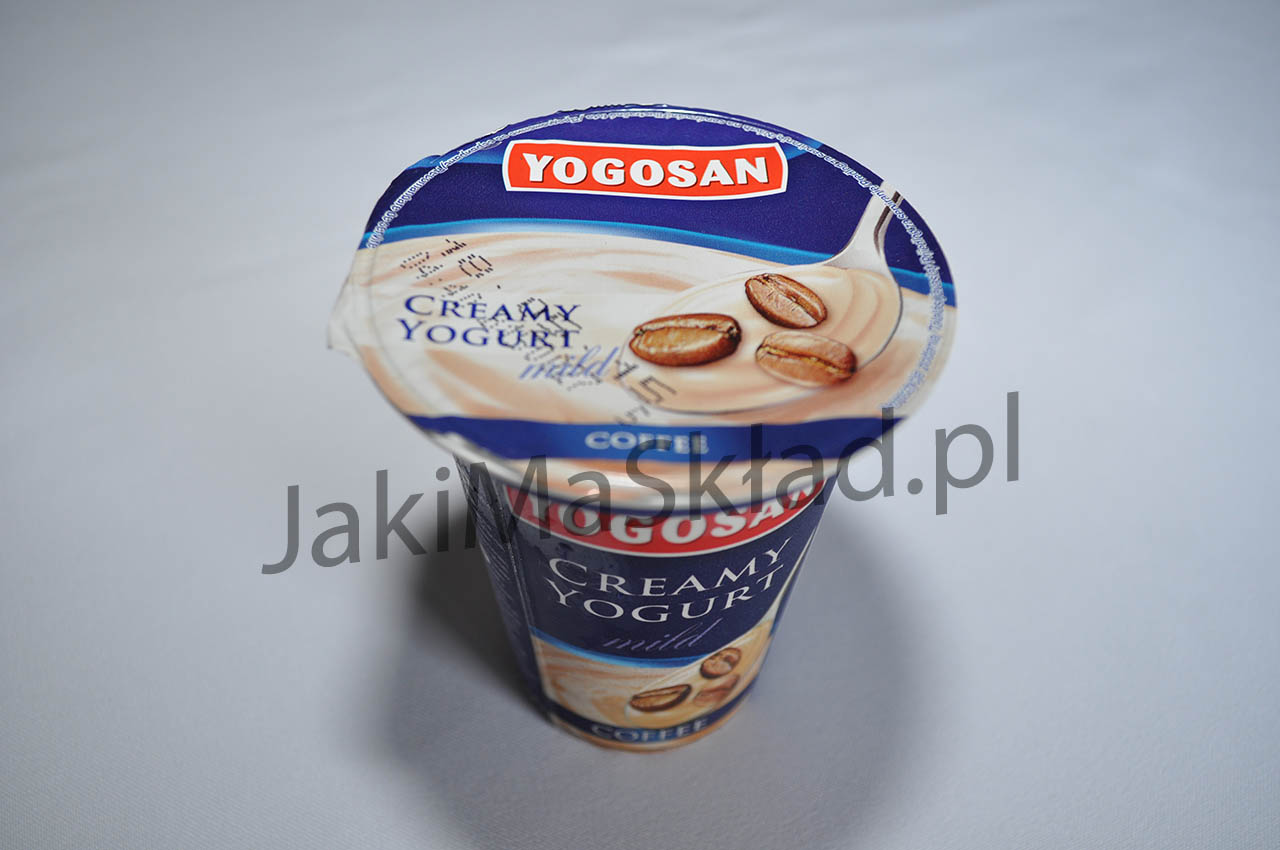 Jogurt Yogosan Coffee