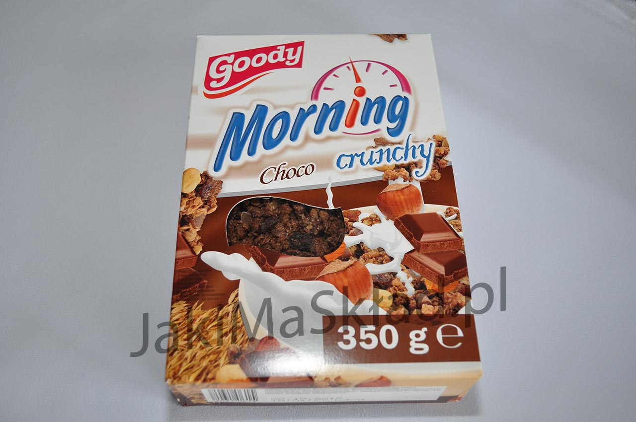 Goody Morning Choco Crunchy